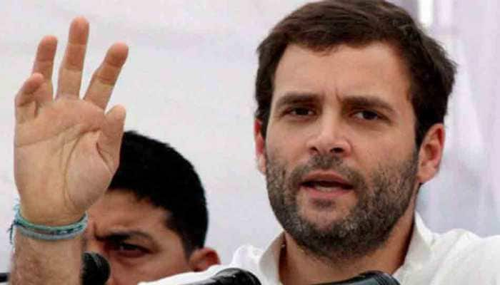 Rahul Gandhi takes a jibe at Narendra Modi, says will deposit money from NYAY scheme in bank accounts opened by PM