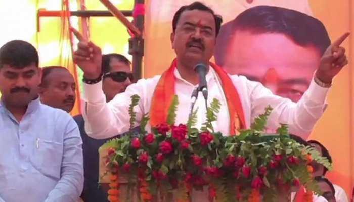 SP is 'Samapt Party' while BSP is 'Bilkul Samapt Party', says UP Deputy CM Keshav Prasad Maurya