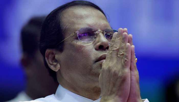 Sri Lankan police looking for 140 with Islamic State links: President Maithripala Sirisena