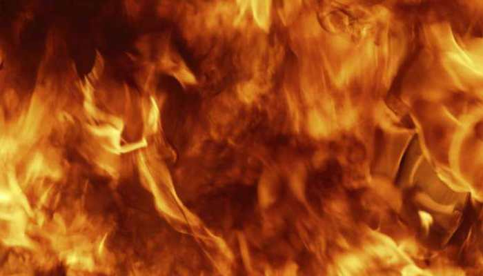 Fire breaks out in multi-storey commercial building in Kolkata