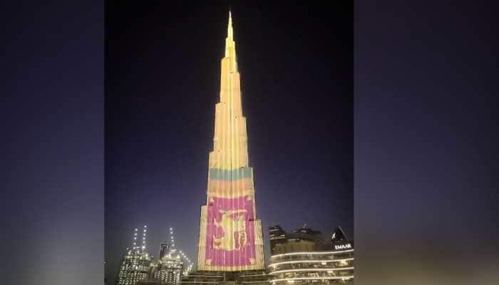 Dubai's Burj Khalifa lights up in solidarity with Sri Lanka