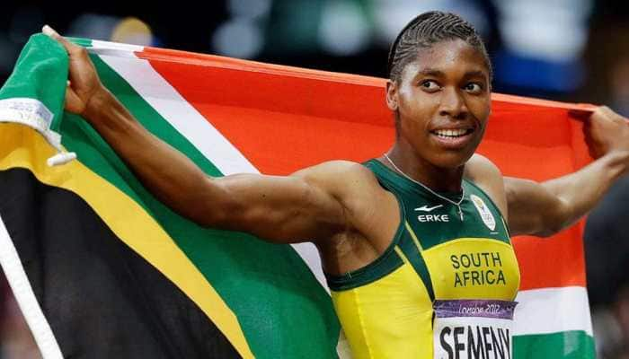 Caster Semenya wins 1,500 metres gold at South African championships