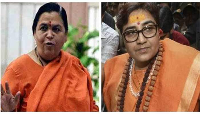 'Ordinary and foolish' Uma Bharti is against comparisons with Sadhvi Pragya