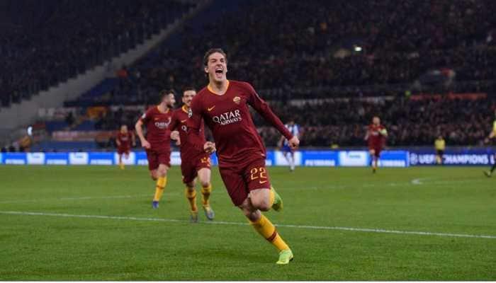 AS Roma breeze past Cagliari to go fourth in Serie A
