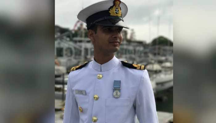 Nation, family bid final adieu to Indian Navy officer Lieutenant Commander DS Chauhan