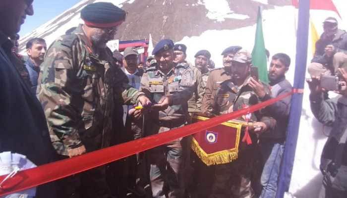 Srinagar-Ladakh highway re-opens for traffic after 5 months