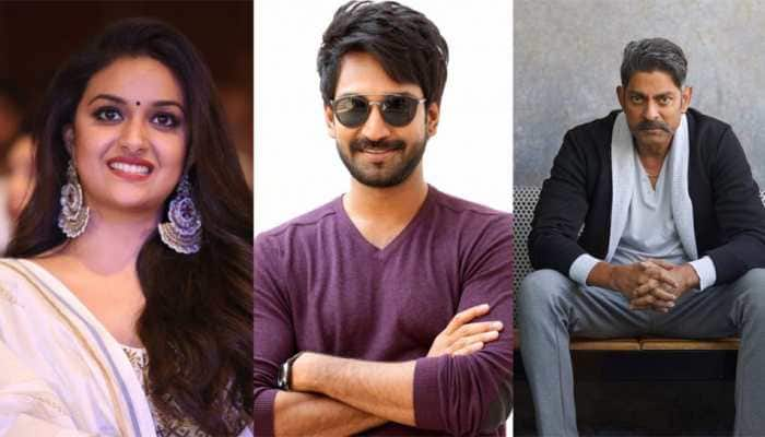 Keerthy Suresh and Aadhi Pinisetty pair up for a film