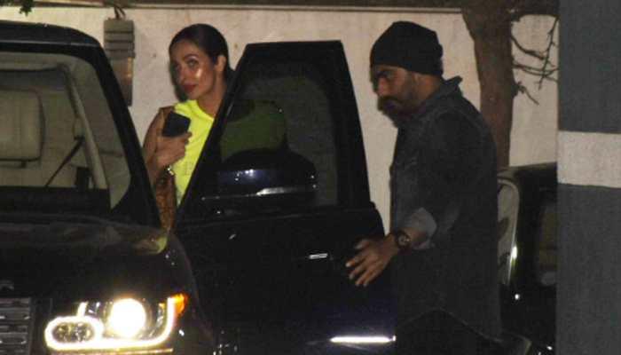 Arjun Kapoor-Malaika Arora attend Maheep Kapoor's starry birthday bash—Pics inside