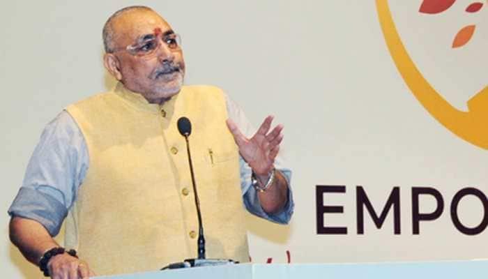 EC notice to Giriraj Singh over 'Vande Mataram' and 'burial ground' remarks