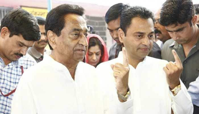 Odisha Assembly poll, MP bypoll updates: Kamal Nath votes in camera lights as power trips at polling booth