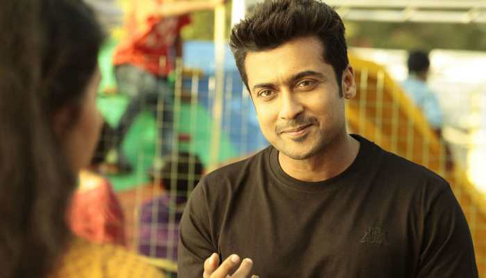 Working with Selva has been special: Suriya