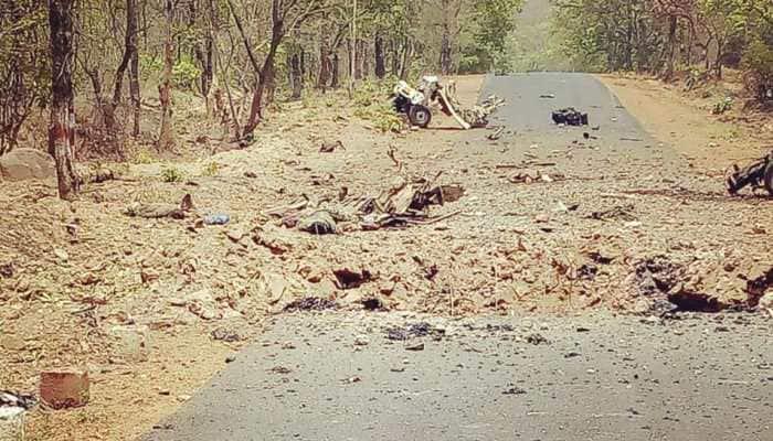 We will avenge the martyrdom of 15 QRT commandos: Maharashtra DGP Subodh Jaiswal