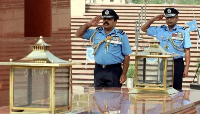 Air Marshal Rakesh Kumar Singh Bhadauria takes over as Vice Chief of Air Staff