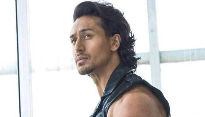 I'm not versatile at all: Tiger Shroff