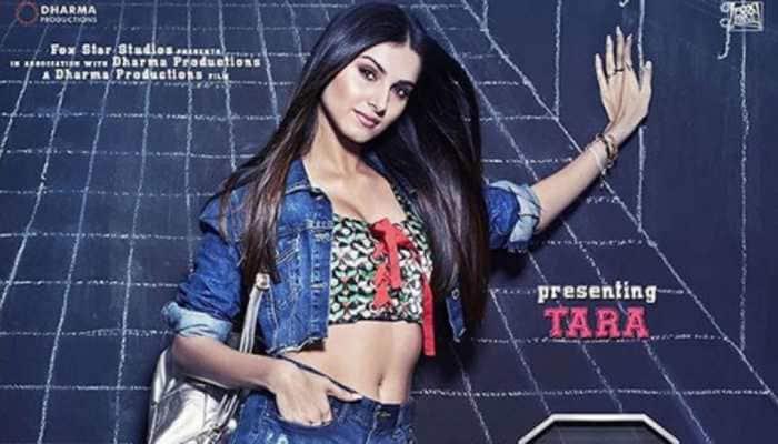 Wish to sing in Bollywood films: Tara Sutaria