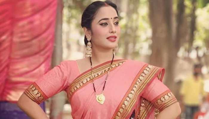 Rani Chatterjee turns 'Chotki Thakurain', puts her saree swag on—See pics