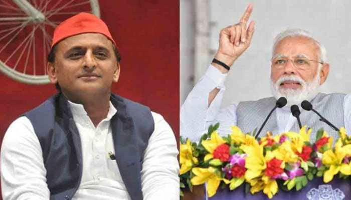 Akhilesh Yadav targets BJP over Tej Bahadur's rejected nomination