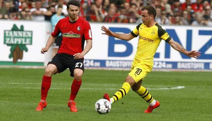 Resurgent Mario Goetze key to Borussia Dortmund's lingering title hopes