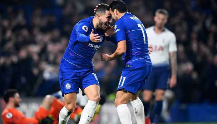 Chelsea set Europa League record with 1-1 draw against Eintracht