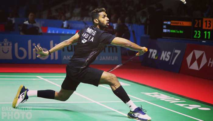 New Zealand Open: India's campaign ends as HS Prannoy bows out