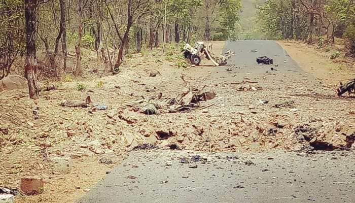 Gadchiroli Naxal attack mastermind identified as chief commander of North Gadchiroli unit of CPI(Maoist)