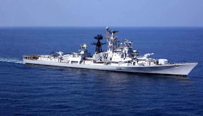 Indian Navy's frontline missile destroyer INS Ranjit to be decommissioned on May 6