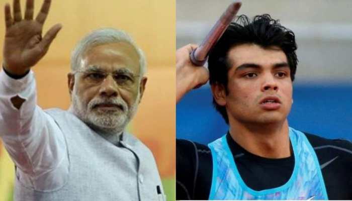 PM Narendra Modi wishes quick recovery for javelin thrower Neeraj Chopra