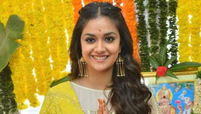 Keerthy Suresh and team to fly to Europe for the next schedule of her upcoming film