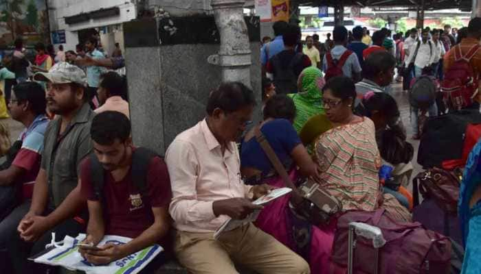 Railways will resume train services from Bhubaneswar on Sunday