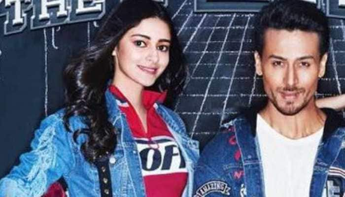 Ananya Pandey opens up about her kissing scene with Tiger Shroff in SOTY 2