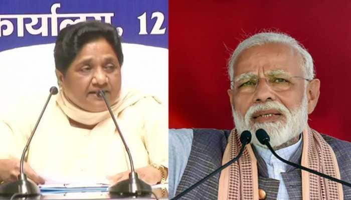 SP-BSP alliance unbreakable, PM Modi using government machinery to win poll: BSP chief Mayawati