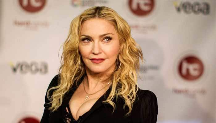 Madonna honoured at GLAAD Media Awards New York
