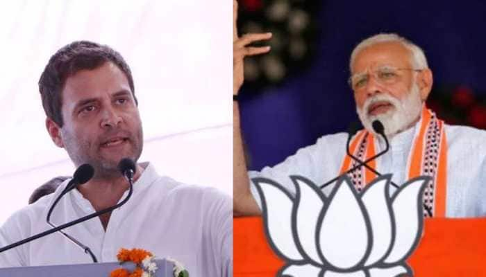 Battle is over, your 'karma' awaits you: Rahul after PM Narendra Modi's attack on his father Rajiv Gandhi