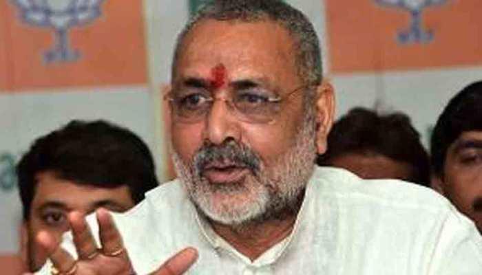 Giriraj Singh gets bail from Begusarai court in poll code violation