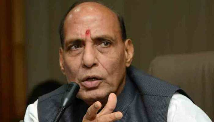 Rajnath Singh confident of winning from Lucknow, rubbishes accusations against PM Narendra Modi