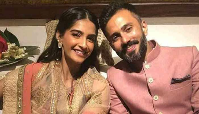 Anand Ahuja's wish for Sonam Kapoor Ahuja on first wedding anniversary is all things love!