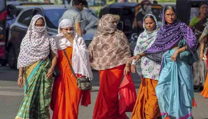 IMD issues heatwave warning in Chhattisgarh for next 48 hours