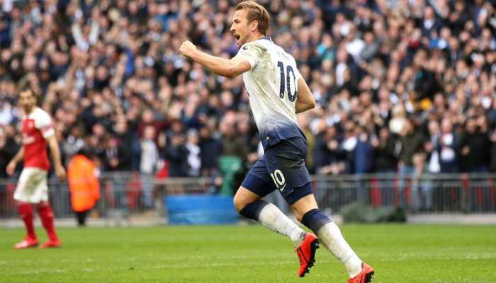 UEFA Champions League: Harry Kane's halftime pep-talk inspires Tottenham Hotspur fightback