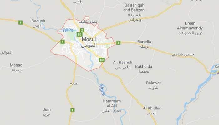 Gunmen kill five members of a family near Iraq's Mosul
