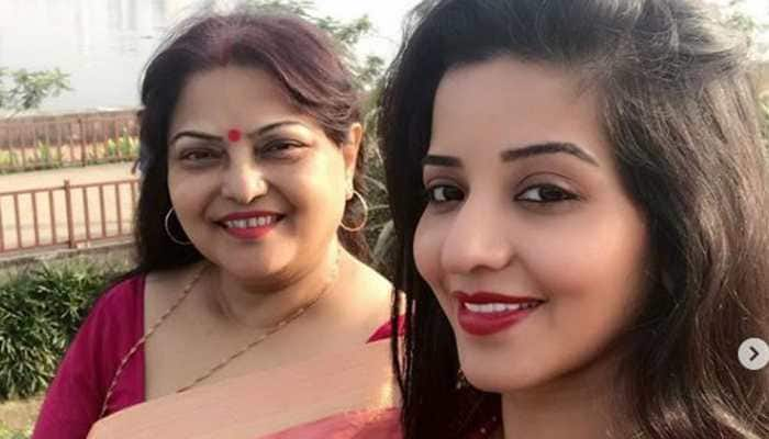 Monalisa celebrates Mother's Day with her mom-See pic