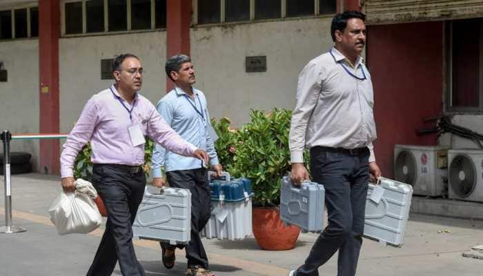 Over 1,200 faulty VVPATs delay voting in Delhi