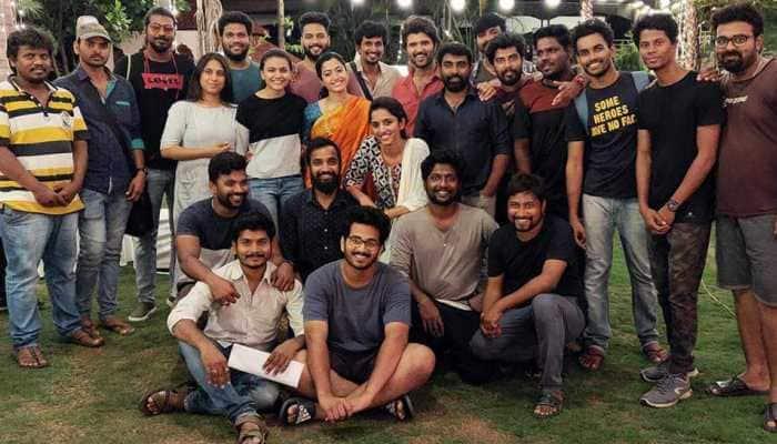 Vijay Deverakonda to unveil second track from Dear Comrade on May 15