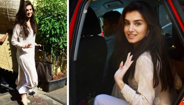 Student Of The Year 2 actress Tara Sutaria's no make-up desi look is unmissable—See pics
