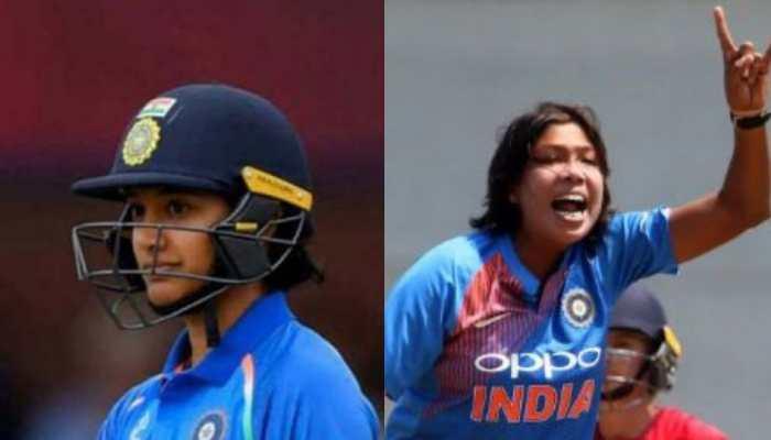 ICC Women's ODI rankings: Smriti Mandhana, Jhulan Goswami retain top positions