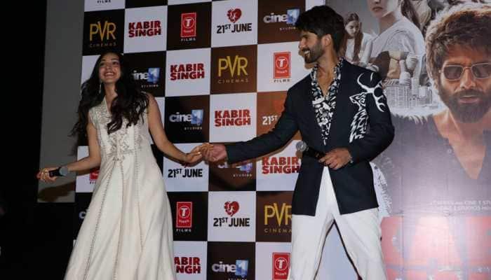 Love gets toxic for Shahid Kapoor in 'Kabir Singh' trailer