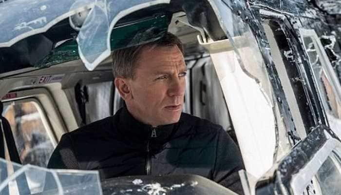 'James Bond' filming cancelled after Daniel Craig's injury