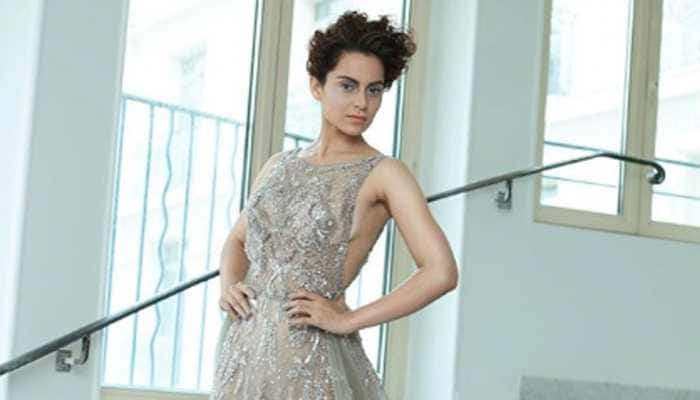 Kangana Ranaut loses 5kgs in 10 days for Cannes Film Festival - See pic