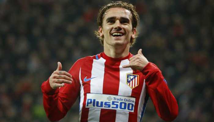 Antoine Griezmann says he is leaving Atletico Madrid at the end of the season