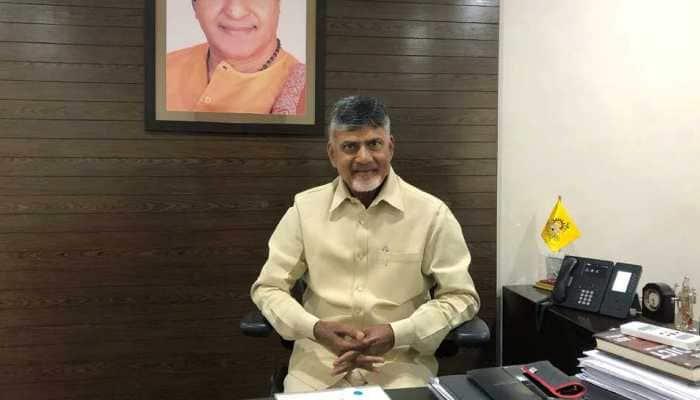Andhra Pradesh CM Chandrababu Naidu urges EC to take action against Sadhvi Pragya Thakur for hailing Nathuram Godse