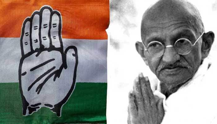 After row over Nathuram Godse, Congress switches to Mahatma Gandhi's image on Twitter